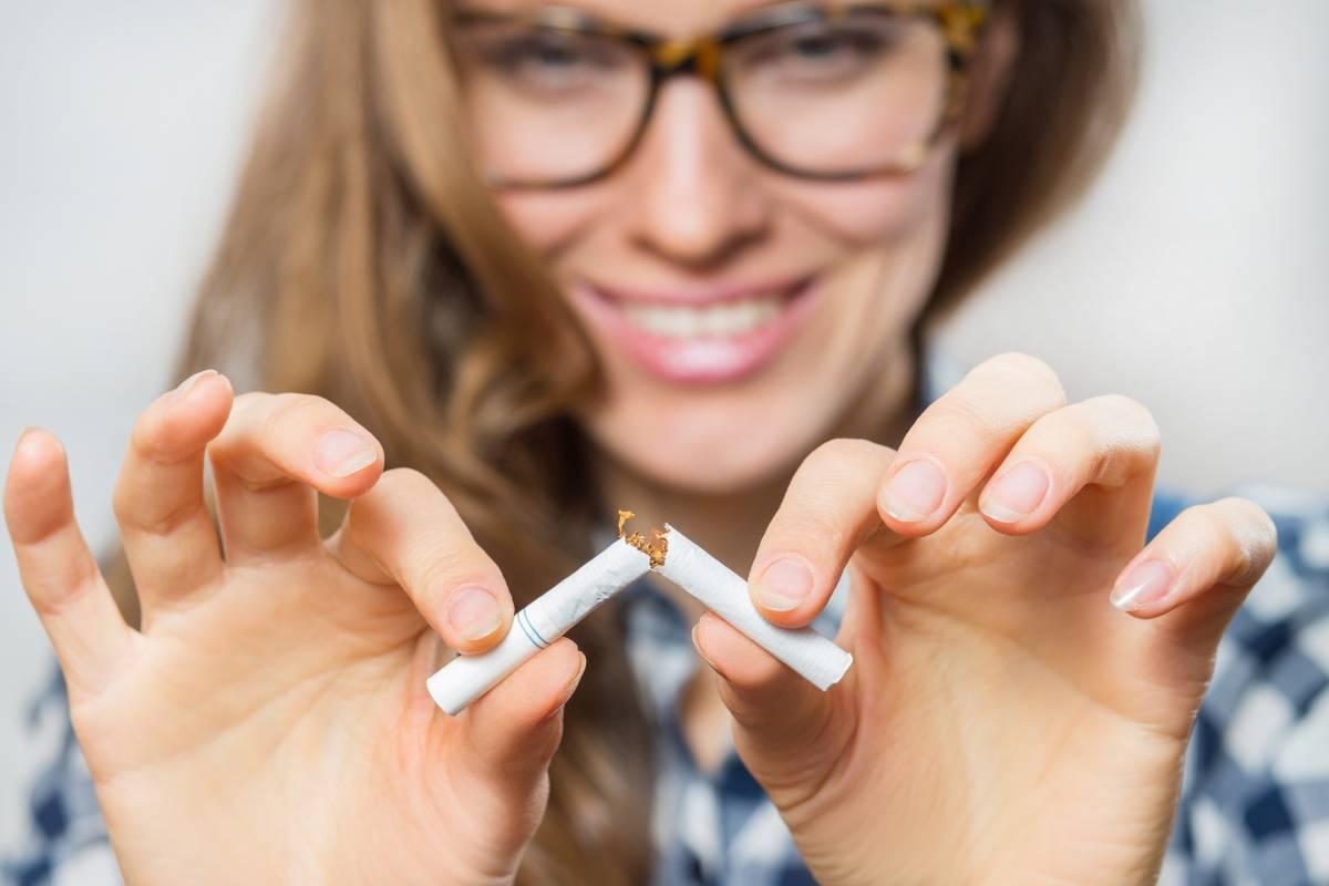 Prenehanje kajenja