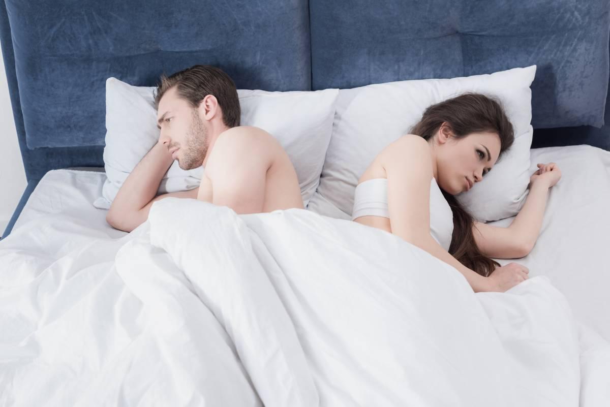 Pomanjkanje spolne želje