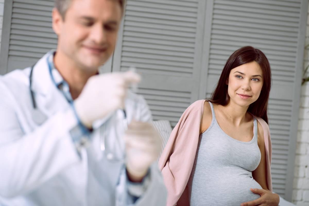 Cepljenje v nosečnosti