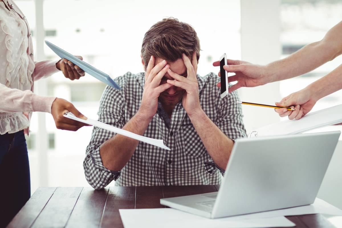 Vpliv stresa na naše zdravje