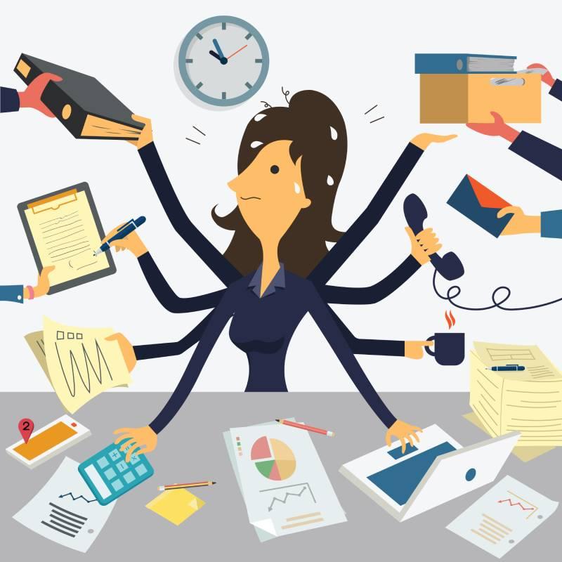 Stres v službi