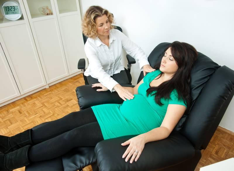 Medicinska hipnoza v nosečnosti