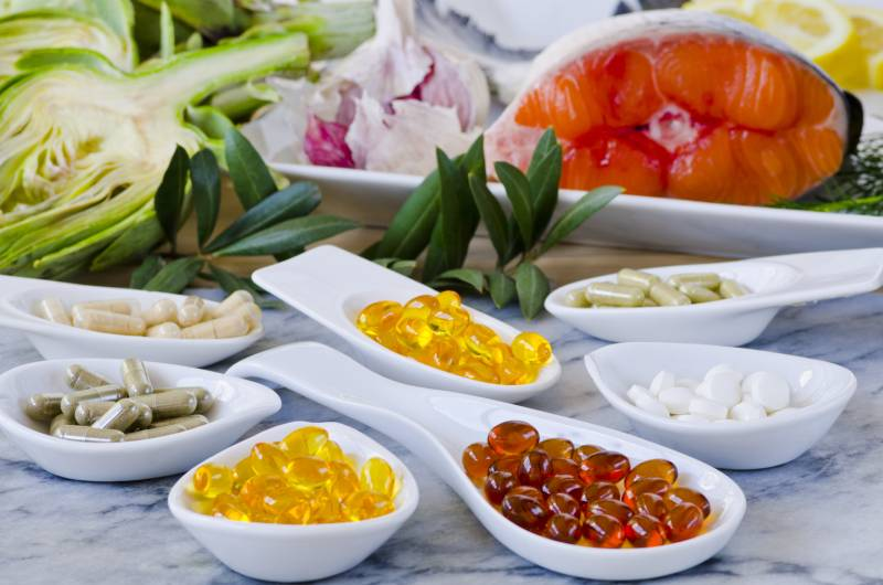 vitamini in hrana